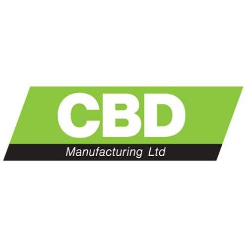 CBD Manufacturing Logo