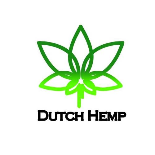 Dutch Hemp Oil logo