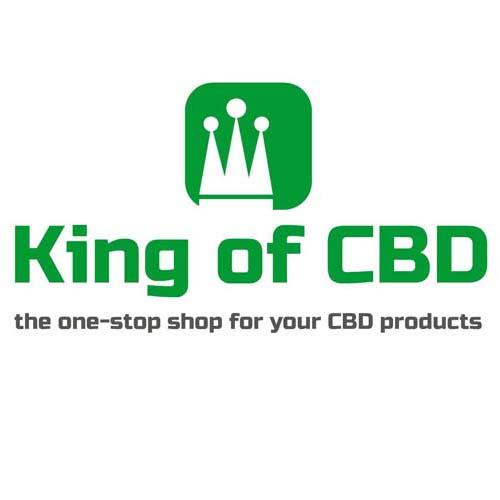 King of CBD Logo