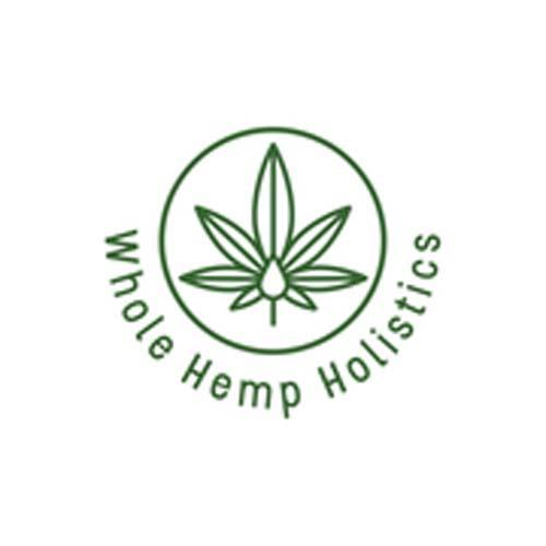 Whole Hemp Holistics Logo